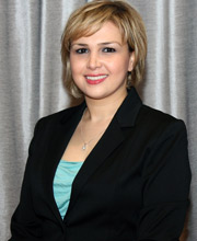 Yalda Moraveji, Glendale Office manager